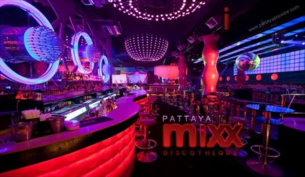 Mixx Disco Pattaya