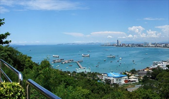Pattaya Viewpoint and pattaya Sign