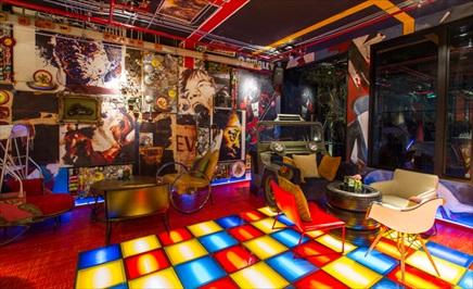 Pattaya gece hayat for Design hotel pattaya